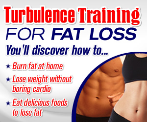 Turbulance Training for Fat Loss